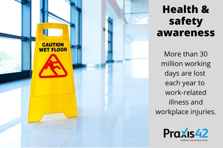 Health and Safety Awareness Course - infographic