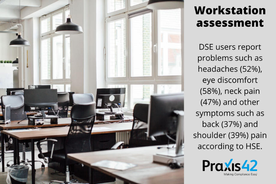 Workstation Assessment - Infographic