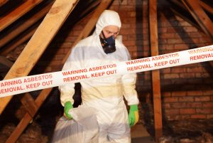 Asbestos testing should only be carried out by a qualified, competent person