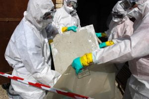 Asbestos testing - how to check for asbestos