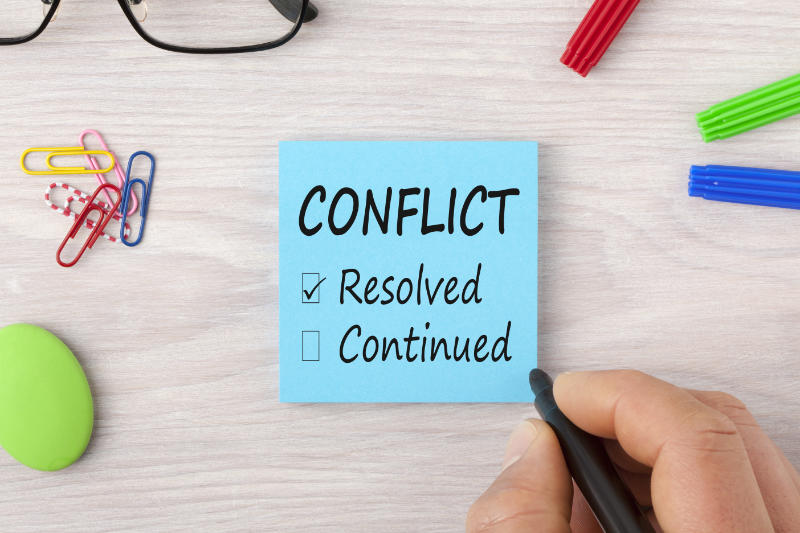 conflict management in the workplace - positive outcomes