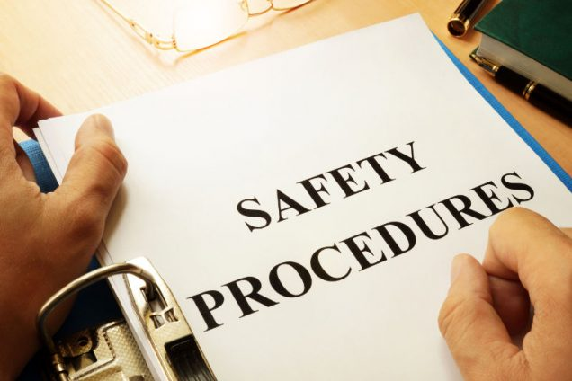 What is IOSH - safety procedures