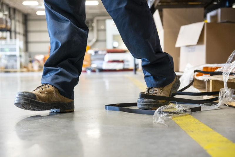 Beware of workplace hazards that can lead to injuries