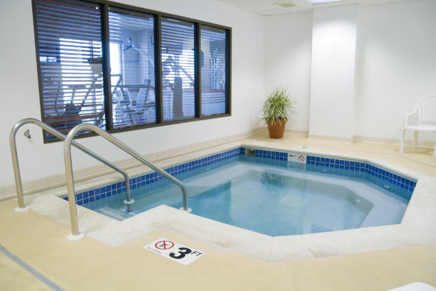 Spas can be a source of Legionella.